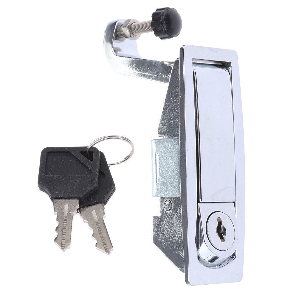 Chrome Compression Latch Replace for Southco C2-32-25 Flush Lever Adjustable