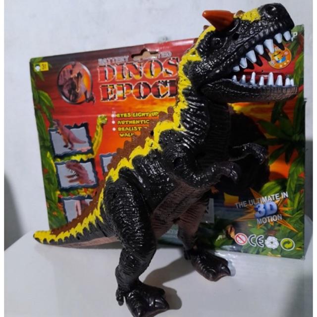 đồ chơi khủng long (dùng pin)