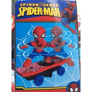 Ván trượt siêu nhân người nhện