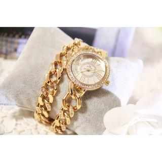 Đồng hồ nữ thời trang cao cấp Bee sister (BS) Kim Cương