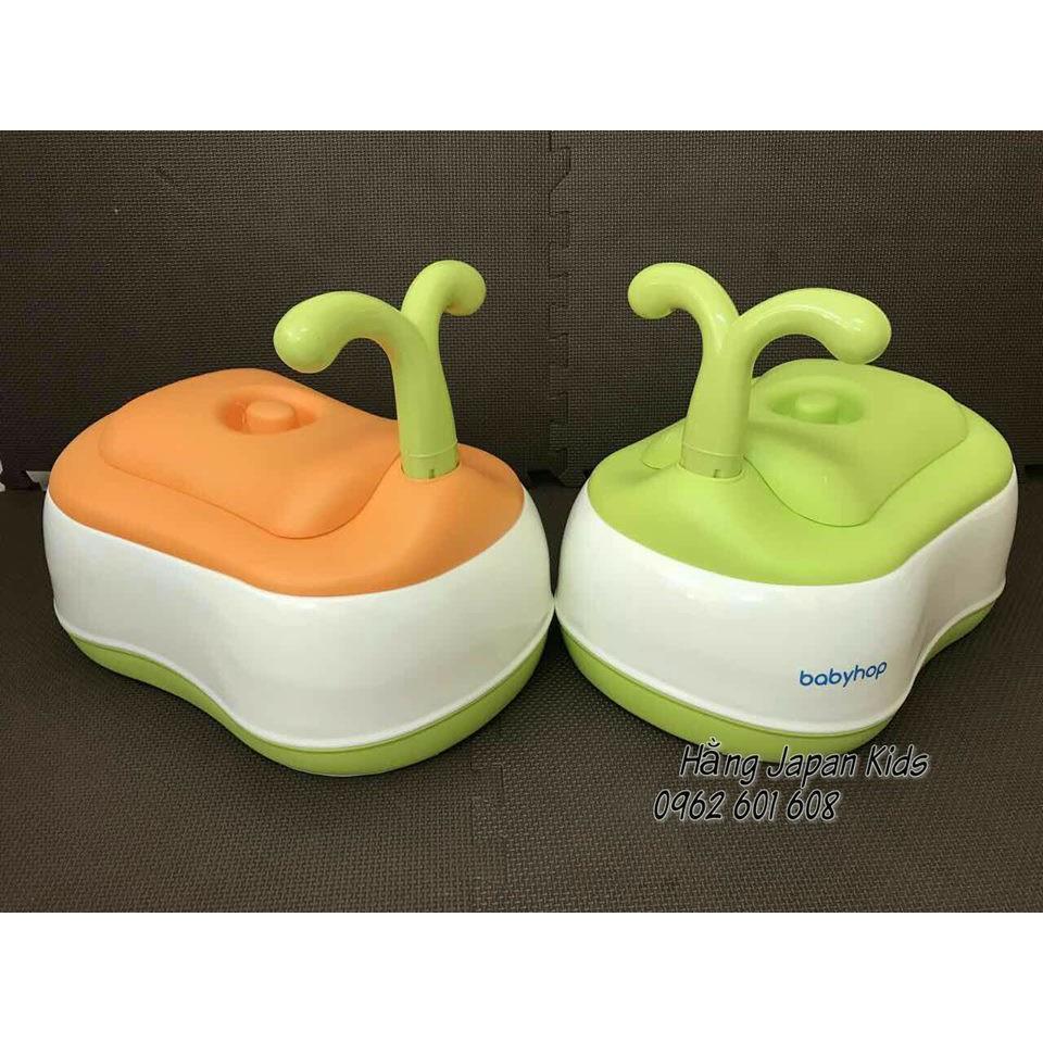 Babyhop - Bô snail 3 chức năng
