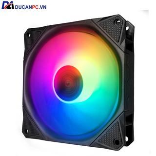 Quạt Tản Nhiệt, Fan Led RGB Coolmoon X - Đồng Bộ Hub Coolmoon thumbnail