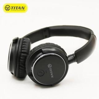 Tai Nghe Bluetooth Chụp đầu Titan TC01 Tai nghe không dây, hỗ trợ thẻ nhớ, FM, Chống ồn, hàng chất lượng cao thumbnail