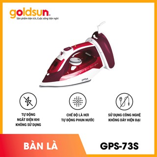 Bàn là ủi hơi nước không dây GOLDSUN GPS - 73S