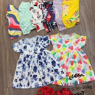 Set 5 váy/160k cho bé