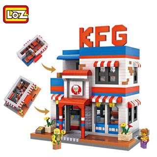Bộ xếp hình Lego nano LOZ-9032 NLG0003-1