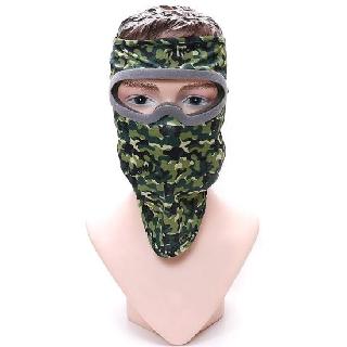 Mặt nạ bảo hộ chống tia UV Knoxon Họa tiết quân đội - M015