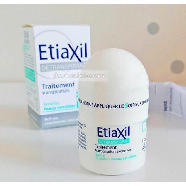 11% GIẢM Lăn khử mùi đặc trị vùng nách ETIAXIL 15ml - 3067174 , 1151581660 , 322_1151581660 , 180000 , 11Phan-Tram-GIAM-Lan-khu-mui-dac-tri-vung-nach-ETIAXIL-15ml-322_1151581660 , shopee.vn , 11% GIẢM Lăn khử mùi đặc trị vùng nách ETIAXIL 15ml