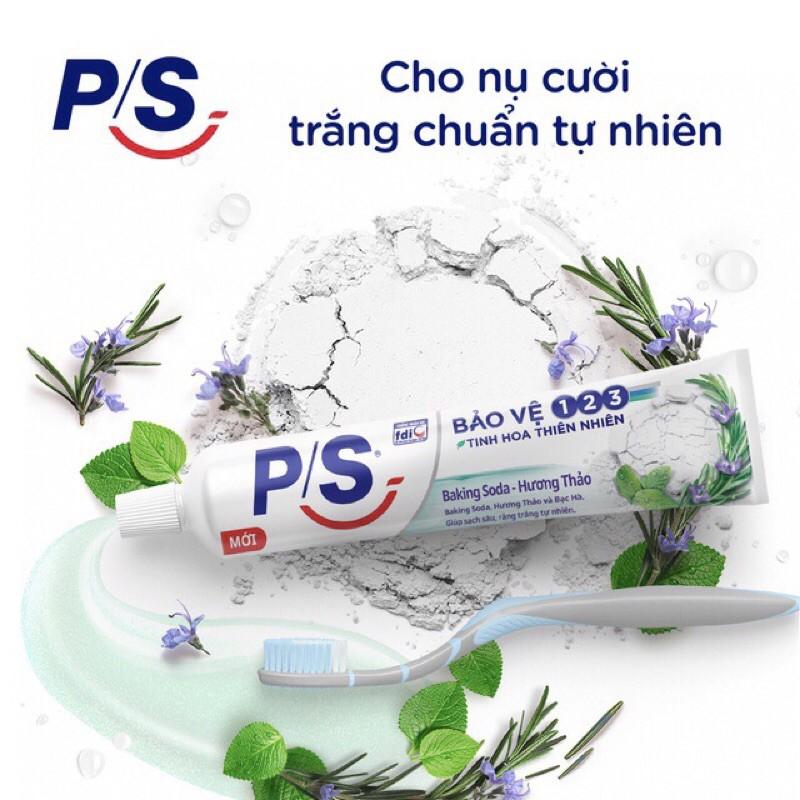 PS KDdR Bảo Vệ 123 Baking Soda - Hương Thảo 180G