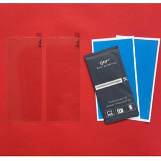 Bộ 2 kính cường lực Gor cho Sony Xperia 10 II (Mark 2 ) vát cạnh 2,5D siêu bền ( Trong suốt )