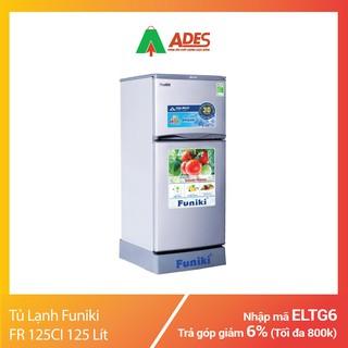 Tủ Lạnh Funiki FR 132CI 130 Lít   Chính Hãng, Giá Rẻ