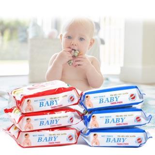 Combo 3 gói khăn ướt Baby 100 tờ thumbnail