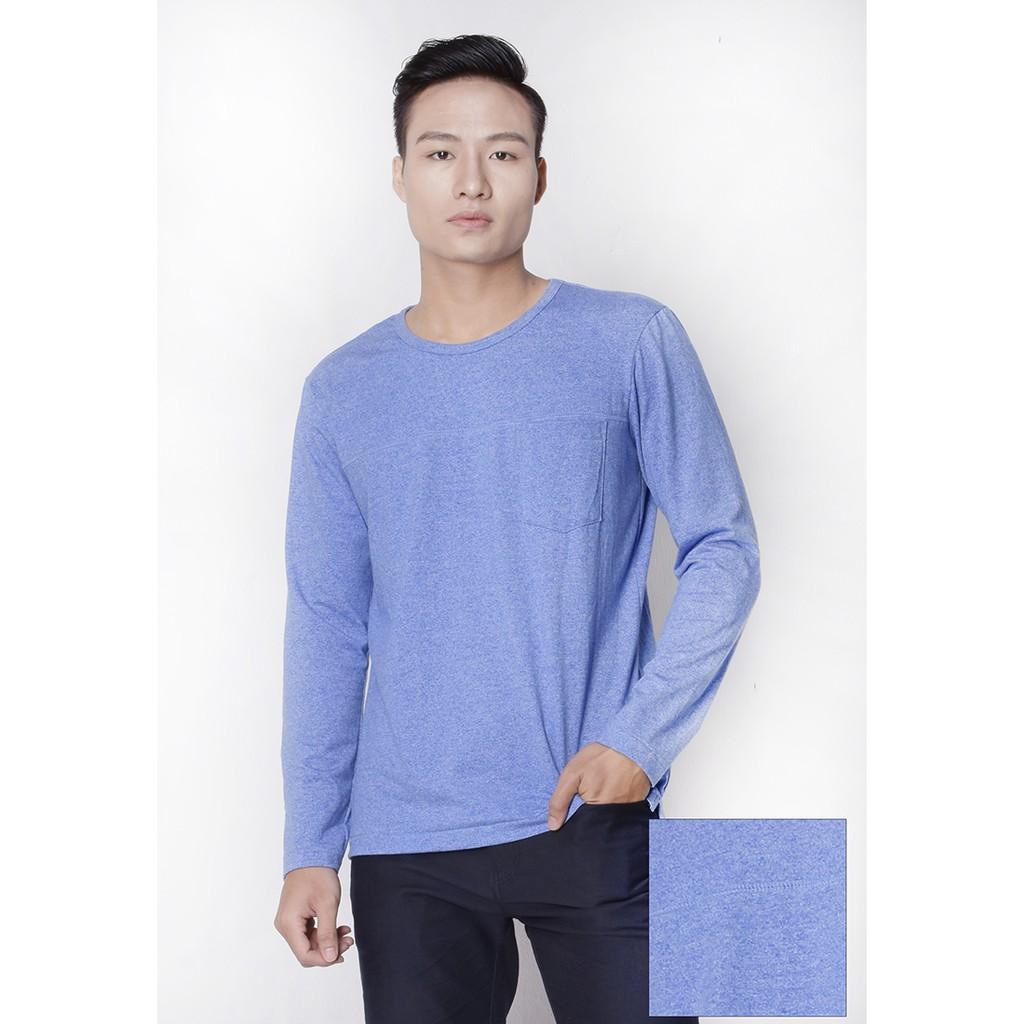 Áo T-Shirt Dài Tay Nam HASA 10322