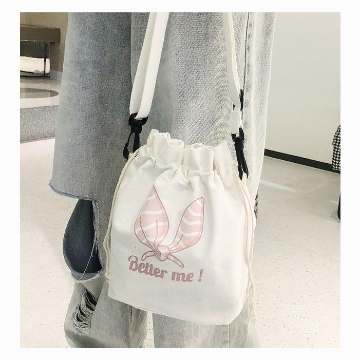 Túi đeo chéo thời trang phong cách Hàn Quốc cho nữ