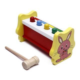 Bộ đập chuột – đồ chơi gỗ thông minh