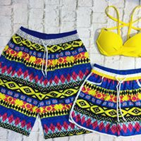 Set bikini cặp đi tắm biển hoạ tiết thổ cẩm gồm 1 quần nam và 1 bộ bikini nữ 40-60kg, nam 50-90kg(có xé lẻ) - 14706293 , 2132049179 , 322_2132049179 , 440000 , Set-bikini-cap-di-tam-bien-hoa-tiet-tho-cam-gom-1-quan-nam-va-1-bo-bikini-nu-40-60kg-nam-50-90kgco-xe-le-322_2132049179 , shopee.vn , Set bikini cặp đi tắm biển hoạ tiết thổ cẩm gồm 1 quần nam và 1 bộ