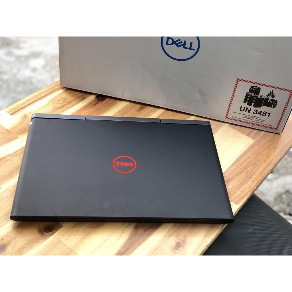 Laptop Dell Gaming 7567, i7 7700HQ 8G SSD128+500G Vga GTX1050ti Full HD Đèn phím Đẹp zin 100% Giá rẻ Giá chỉ 19.900.000₫
