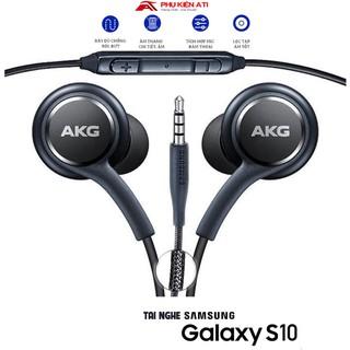[Mã ELFLASH5 giảm 20K đơn 50K] Tai nghe Samsung Galaxy S10 Zin âm siêu trầm có mic cho Samsung [bảo hành 1 đổi 1
