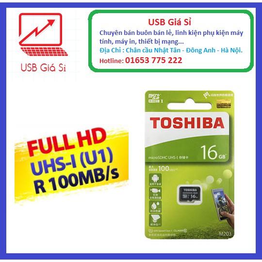 Thẻ Nhớ 16Gb TOSHIBA 100Mb/s UHS-1 M203 MicroSDHC - 3078113 , 1293021643 , 322_1293021643 , 150000 , The-Nho-16Gb-TOSHIBA-100Mb-s-UHS-1-M203-MicroSDHC-322_1293021643 , shopee.vn , Thẻ Nhớ 16Gb TOSHIBA 100Mb/s UHS-1 M203 MicroSDHC