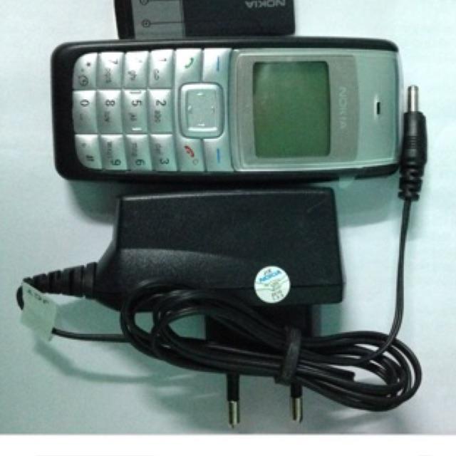 Xạc Nokia 110i, 1110i ( Chân to)