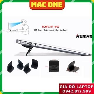 Đế Tản Nhiệt, Kệ Kê Macbook Laptop Hãng REMAX Dạng 2 Thanh Chân Gập Cooling Stand. thumbnail