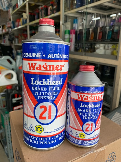 Dầu thắng Wagner Lockheed DOT 3 (Wagner 21)
