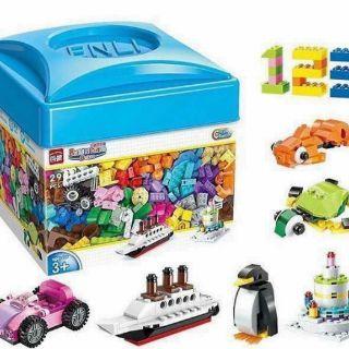 [gddp] Bộ Lắp Ghép Sáng Tạo LEGO Classic 460 Chi Tiết