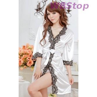 Đầm mặc ngủ ban đêm tay lỡ cổ chữ V phối ren quyến rũ cho nữ - 13710139 , 1627067361 , 322_1627067361 , 62857 , Dam-mac-ngu-ban-dem-tay-lo-co-chu-V-phoi-ren-quyen-ru-cho-nu-322_1627067361 , shopee.vn , Đầm mặc ngủ ban đêm tay lỡ cổ chữ V phối ren quyến rũ cho nữ