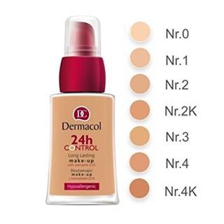 Kem Nền Dermacol 24h Control Make-Up 30ml thumbnail