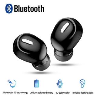 Tai nghe bluetooth 5.0 không dây Mini X9 thiết kế nhét tai chống ồn tiện dụng