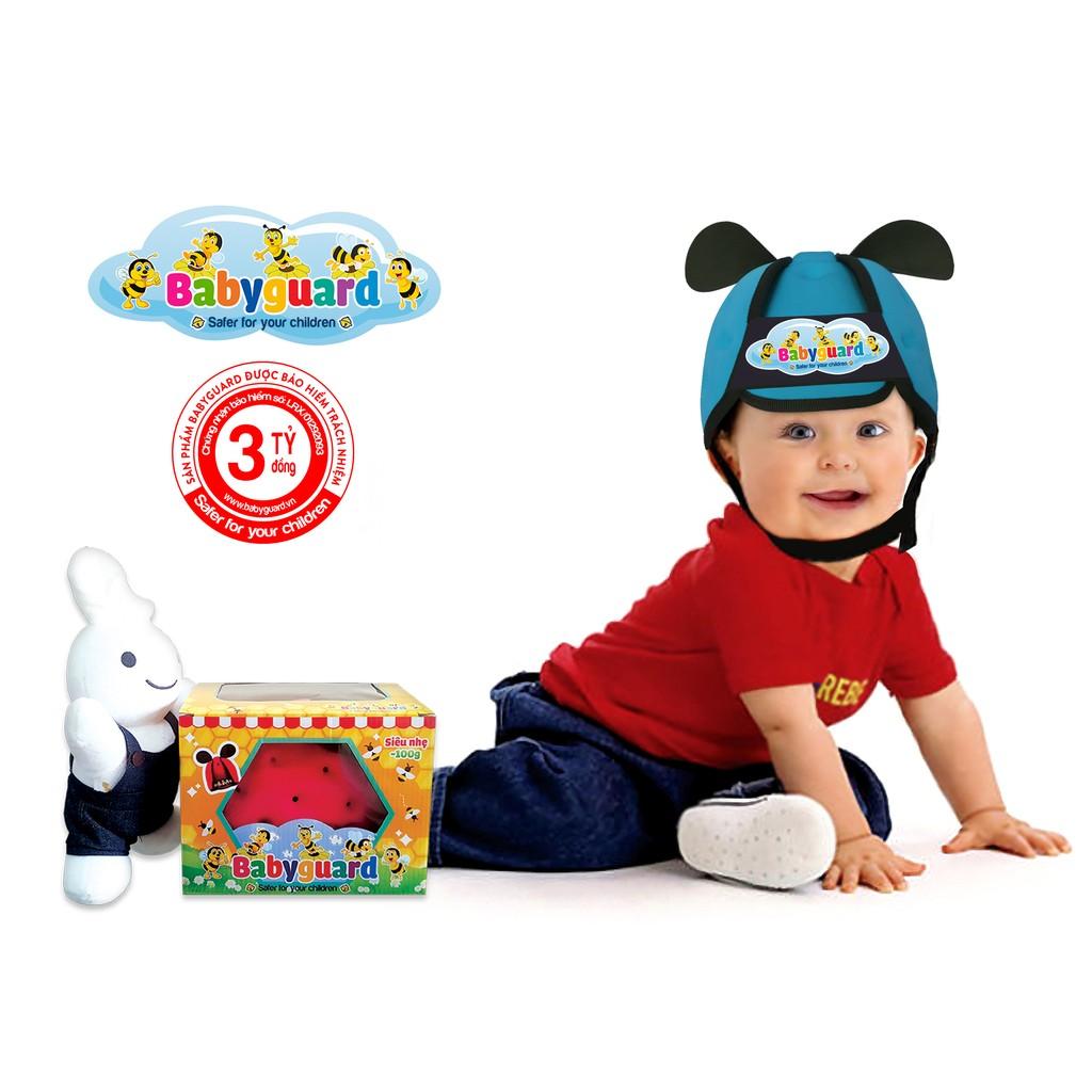 Combo 3 nón bảo hiểm bé tập đi Babyguard - 2543748 , 192305708 , 322_192305708 , 837000 , Combo-3-non-bao-hiem-be-tap-di-Babyguard-322_192305708 , shopee.vn , Combo 3 nón bảo hiểm bé tập đi Babyguard