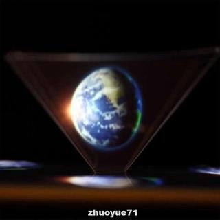 Tấm Chiếu Hologram 3d Cho Điện Thoại Thông Minh