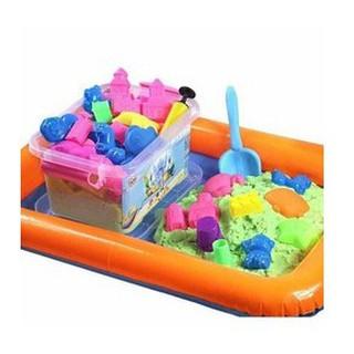 (MS45) bộ phụ kiện đồ chơi cát động lực kèm cát và phao