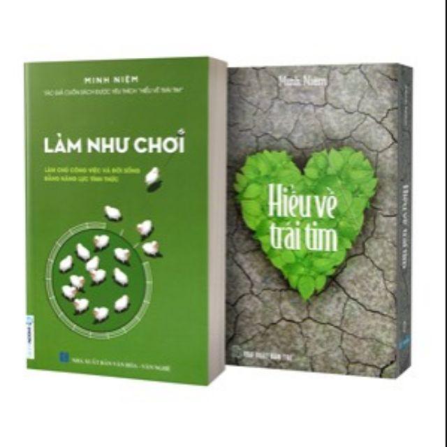 sách- Combo 2 cuốn Hiểu về trái tim, Làm như chơi - 3523048 , 839085387 , 322_839085387 , 119000 , sach-Combo-2-cuon-Hieu-ve-trai-tim-Lam-nhu-choi-322_839085387 , shopee.vn , sách- Combo 2 cuốn Hiểu về trái tim, Làm như chơi