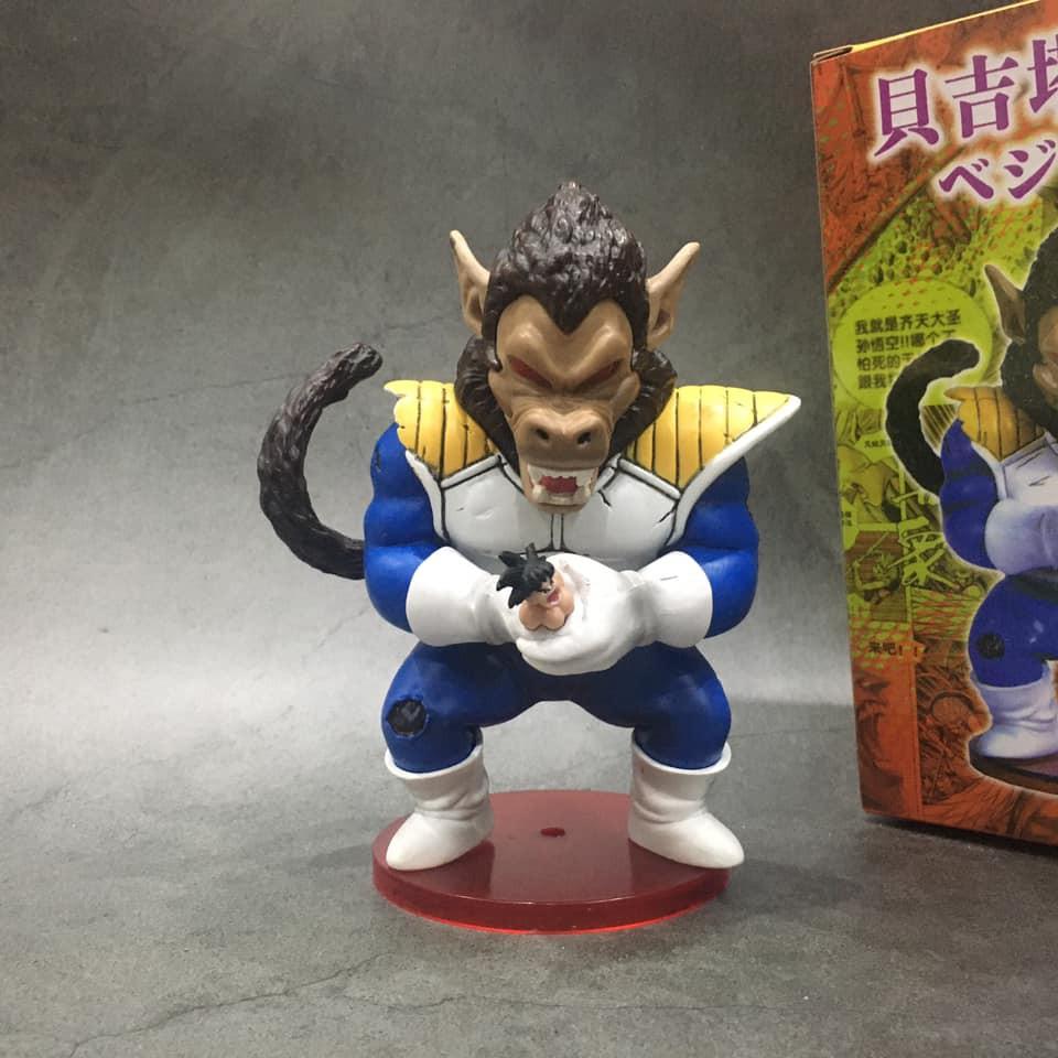 Mô hình khỉ đột Vegeta Dragon Ball