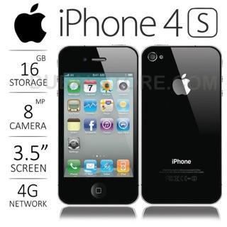 Điện thoại iPhone4s 16G chính hãng full pk