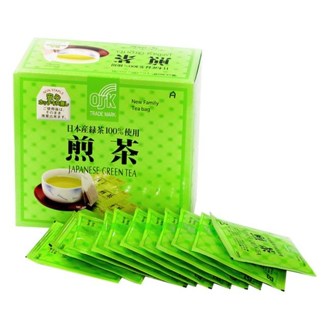 Trà Xanh Túi Lọc OSK 100% Japan Greentea TX50P (2g x 50 Gói) - 2562819 , 1261526588 , 322_1261526588 , 255000 , Tra-Xanh-Tui-Loc-OSK-100Phan-Tram-Japan-Greentea-TX50P-2g-x-50-Goi-322_1261526588 , shopee.vn , Trà Xanh Túi Lọc OSK 100% Japan Greentea TX50P (2g x 50 Gói)