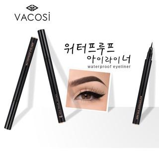 Kẻ mắt nước chống thấm Vacosi Waterproof Pen Eyeliner 5ml thumbnail