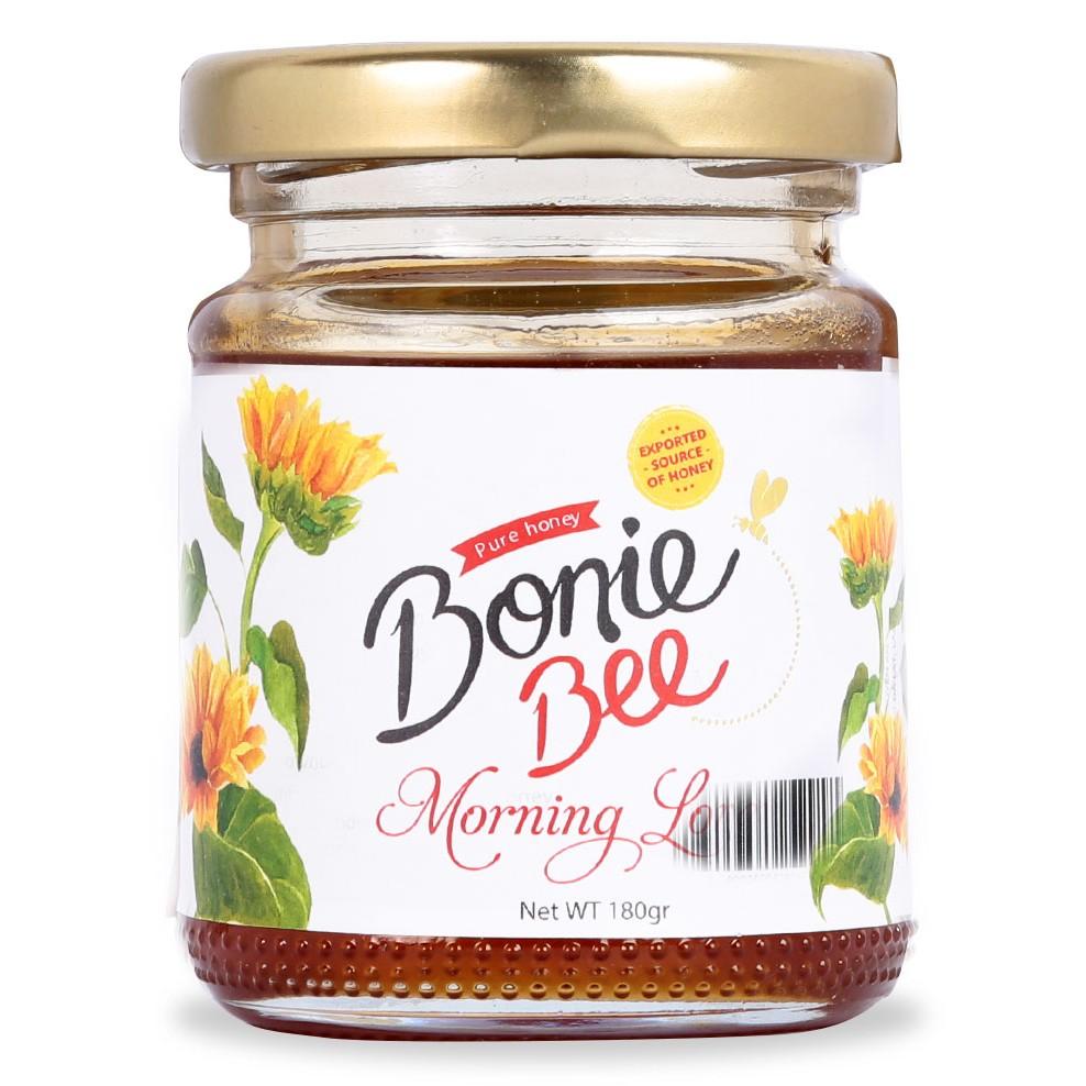 Mật ong nguyên chất Bonie Bee Morning Lover 180g - 9949342 , 247225902 , 322_247225902 , 85000 , Mat-ong-nguyen-chat-Bonie-Bee-Morning-Lover-180g-322_247225902 , shopee.vn , Mật ong nguyên chất Bonie Bee Morning Lover 180g