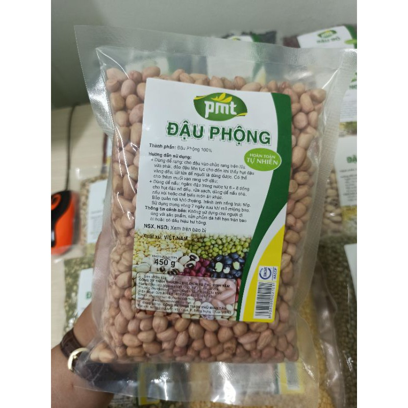 Đậu phộng Phú Minh Tâm 450gr