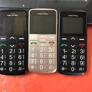 Điện thoại Viettel V6216i Hoặc Xphone 2 Sim Cũ (80-90% Xước) - Điện Thoại Người Già Kèm Pin Sạc