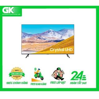 65TU8100 - MIỄN PHÍ CÔNG LẮP ĐẶT - Smart Tivi Samsung 4K 65 inch UA65TU8100 Mới 2020 - HCM thumbnail