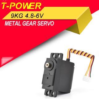 Động Cơ Servo T-power 9.4kg Cho Xe Điều Khiển Từ Xa Wltoys 10428 10428-b2 10428-b 10428-c2