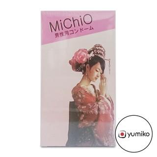Bao cao su MICHIO Gân Gai - Nhật Bản - Hộp 12c thumbnail