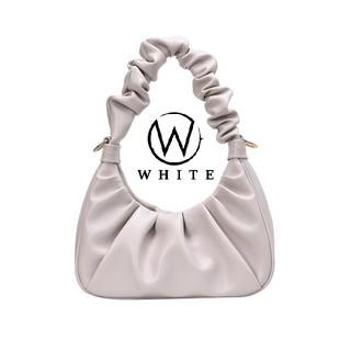 Túi xách kẹp nách nữ,túi xách nữ da mềm thời trang cực xinh ML04 - WHITE SHOP