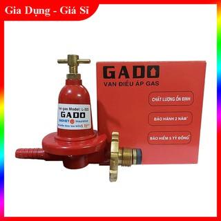 Van Công Nghiệp Khè Gado L-323, Van Điều Áp Gas, Độ Bền cao, Chống Rò Rỉ Gas, Chống Oxi Hóa