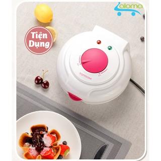 Máy nướng kẹp làm bánh 2 mặt Torsom TS-2168 nướng bánh mì làm ốc quế kẹp sandwich làm trứng cuộn thumbnail