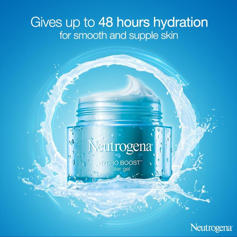 Kem dưỡng ẩm Neutrogena - Dưỡng ẩm cấp nước Neutrogena Hydro Boost Water/Aqua Gel