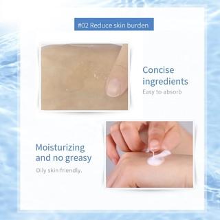 Bộ chăm sóc da axit amin HANAJIRUSHI Amino Acid Skin Toner + Lotion 30ml x2 3