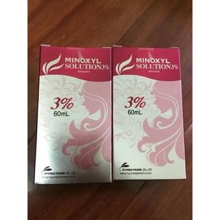 Thuốc mọc tóc Minoxidil